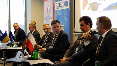 "VIII International Forum ""Days of Ukrainian Business in Poland"""