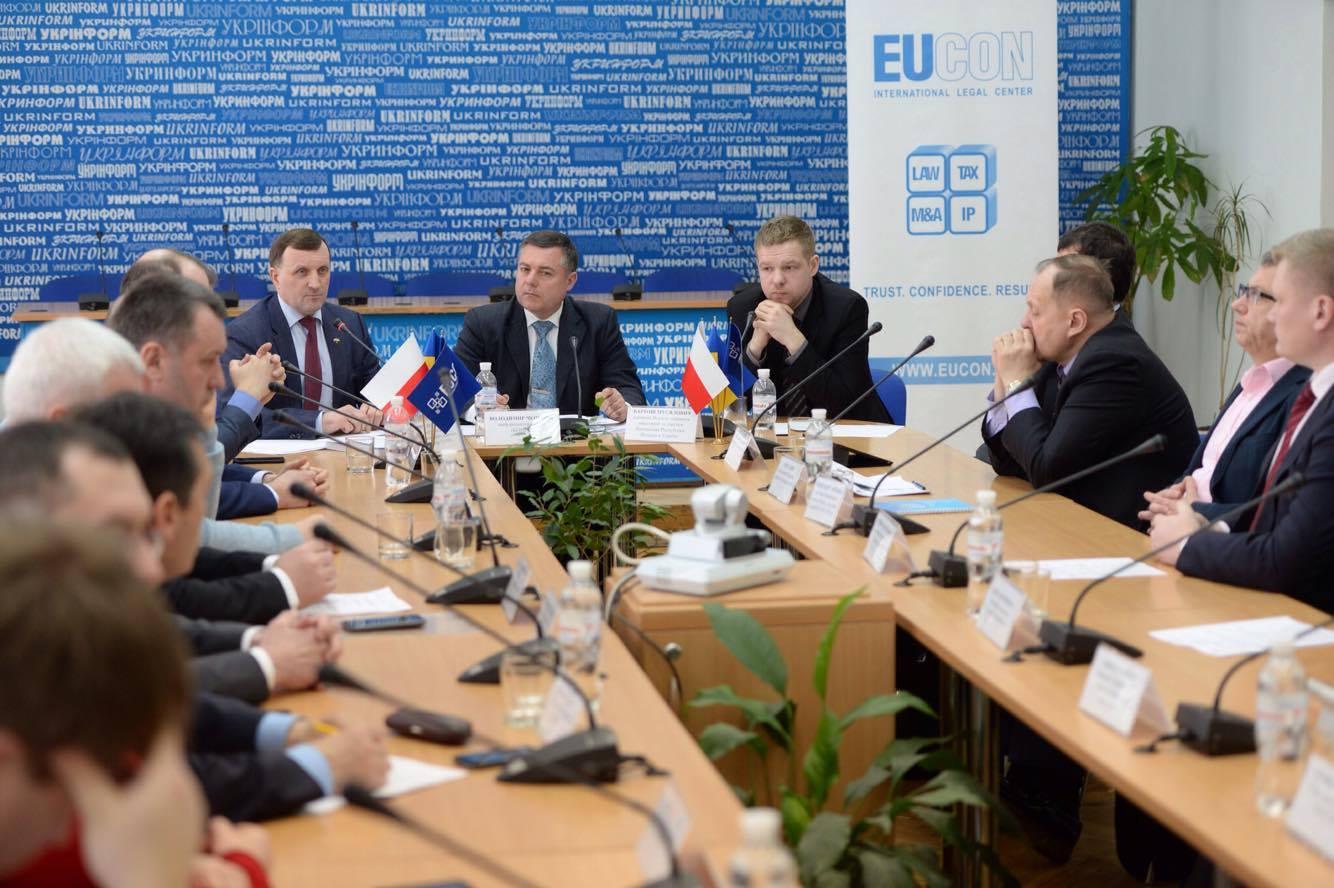 Круглий стіл «Чим є Національний Банк України для українських експортерів: партнером чи перешкодою»