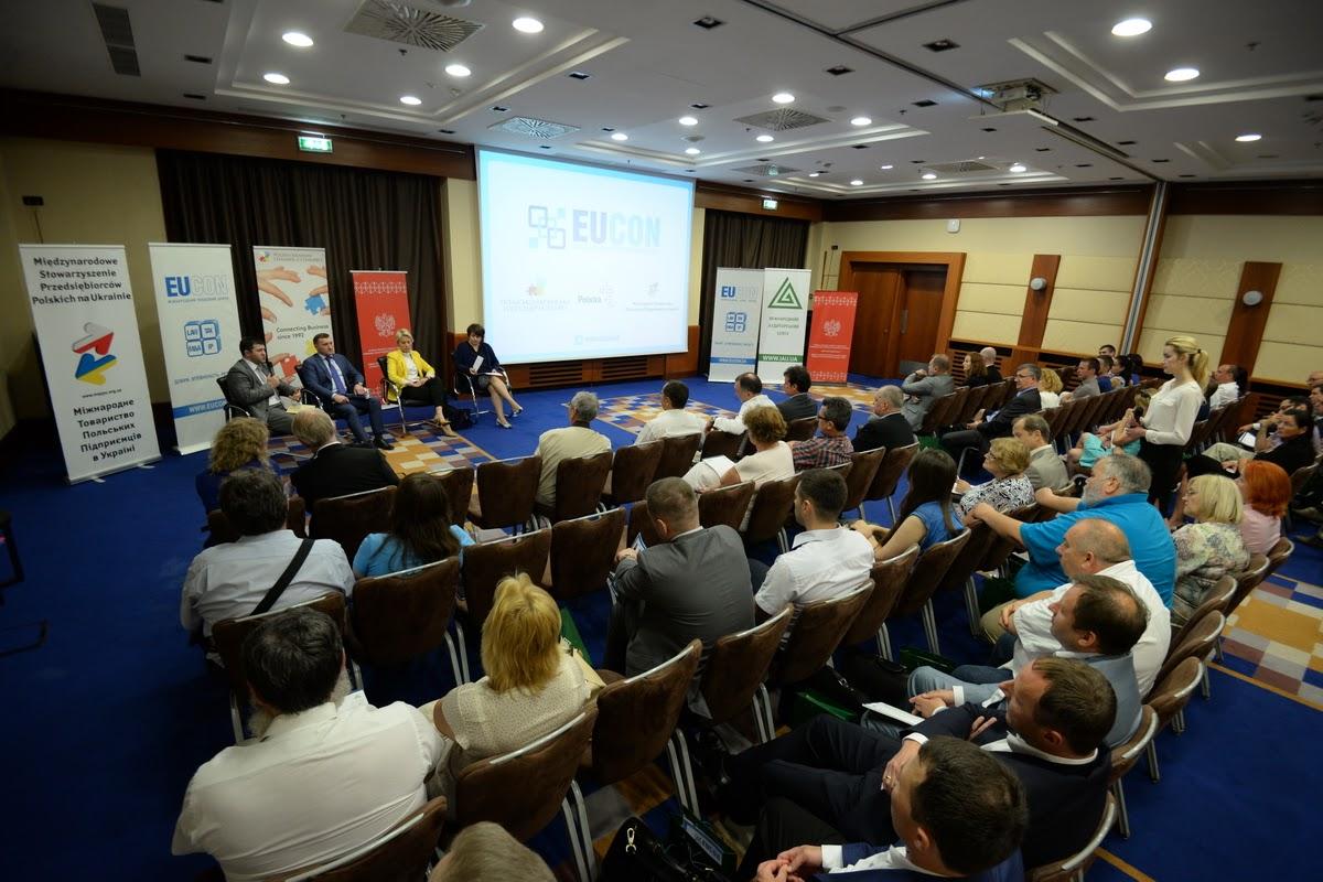 Зустріч польського бізнесу із представниками української влади