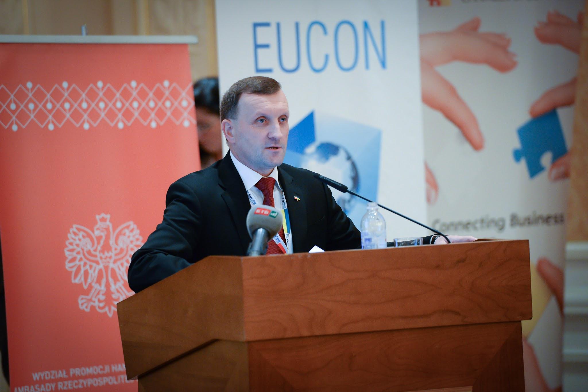 Ярослав Романчук, управляющий партнер Международного правового центра «EUCON», избран Вице-президентом Польско–Украинской хозяйственной палаты