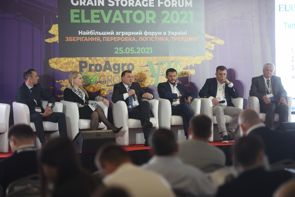 5 conferences, agricultural exhibition, 100 speakers, international delegates and business networking: Grain Storage Forum ELEVATOR 2021 was held in partnership with EUCON
