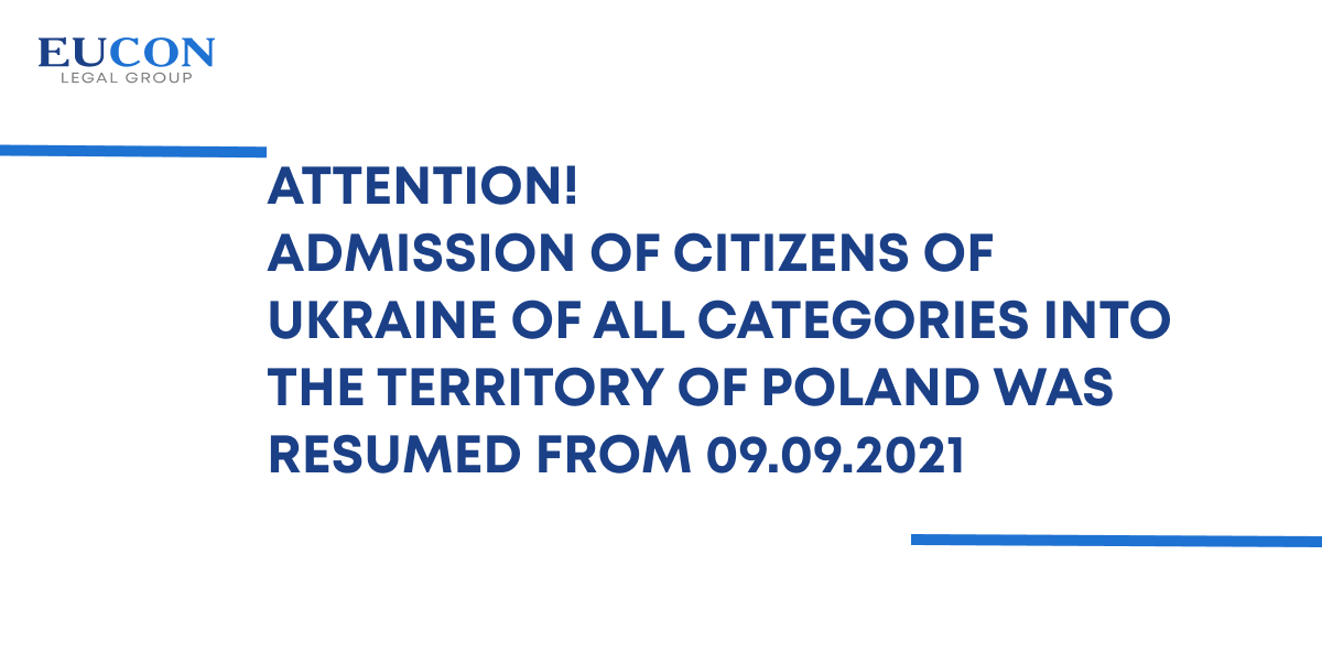 IMPORTANT INFORMATION FOR PERSONS WHO IS PLANNING A TRIP TO THE REPUBLIC OF POLAND!