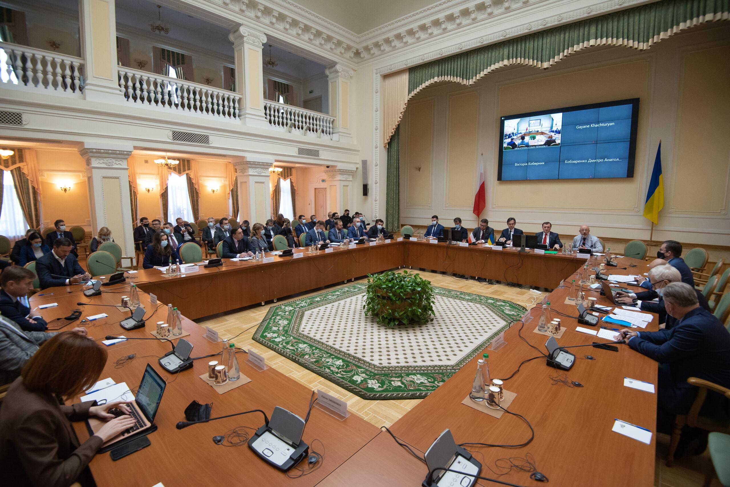 Диалогу быть: состоялась масштабная встреча Первого вице-премьер-министра Украины – Министра экономики Украины Алексея Любченка с представителями польских и украинских инвесторов